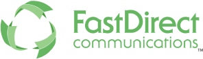 FastDirect Communications Sticky Logo
